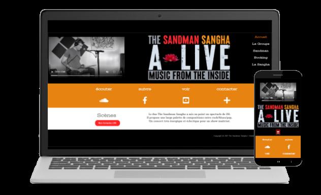 Sandman Portfolio Ergocom